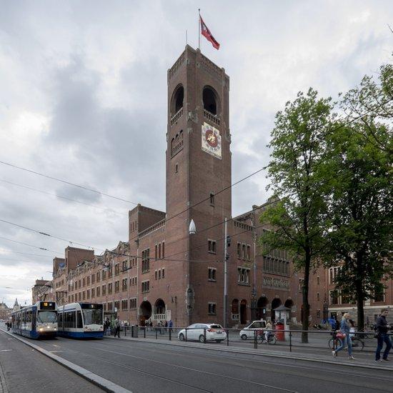 Amsterdam_Beurs_Berlage