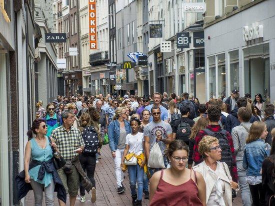 amsterdam kalverstraat winkels