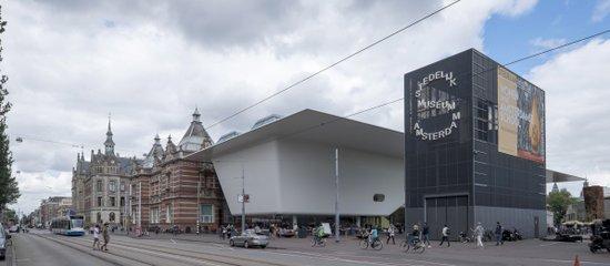 moderne kunst amsterdam