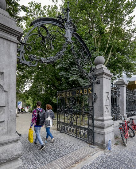 Amsterdam_Vondelpark-ingang