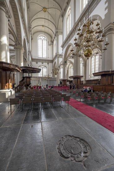 Amsterdam_Westerkerk-interieur