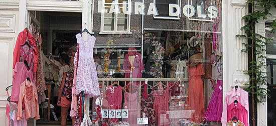 jurken winkel amsterdam