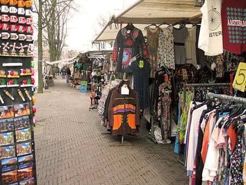 rommelmarkt amsterdam