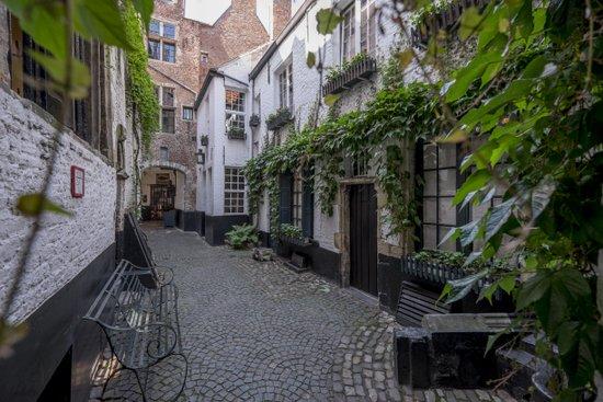 Antwerpen_Vlaeykensgang