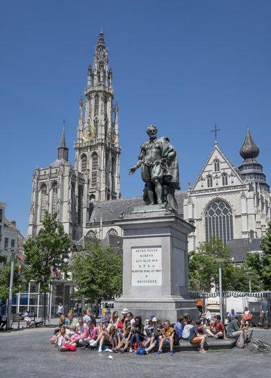 Antwerpen_kathedraal-rubens