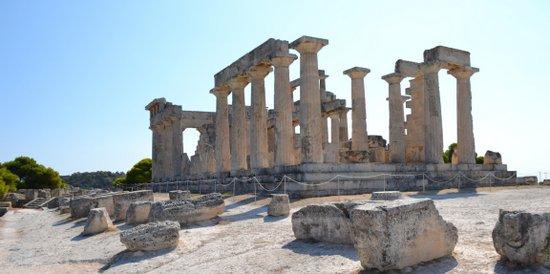 Athene_afaia_tempel_aegina