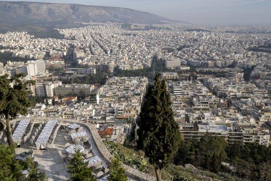 Athene_lykavittos-heuvel-uitzicht