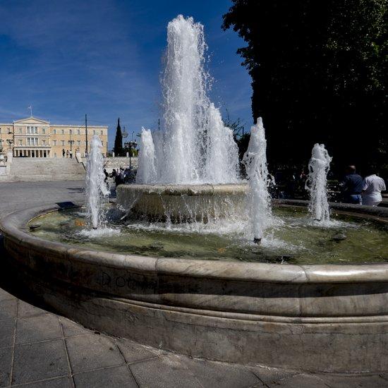 Athene_syntagma-plein