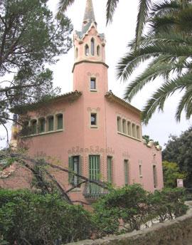 Barcelona_Casa_Museu_Gaudi