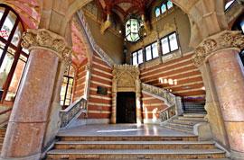 Barcelona_Hospital_de_la_Santa_Creu_Sant Pau