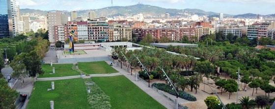 Barcelona_tuin-Parque-de-Joan-Miro