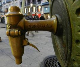 water-barcelona
