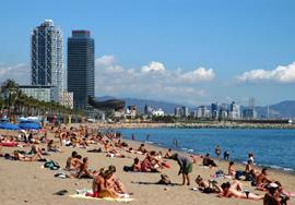 Barcelona_weer-zomer-barcelona