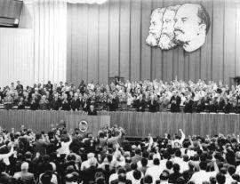 VIII. Parteitag der SED