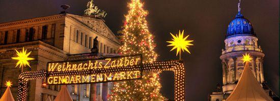 Weihnachtsmarkt Mitte