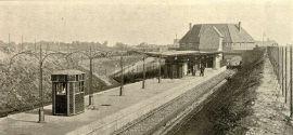 Bahnhof Thielplatz