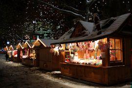 Weihnachtsmarkt bij de Gedächtniskirche