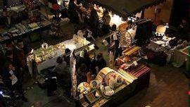 Nowkoelln Weihnachtsflowmarkt