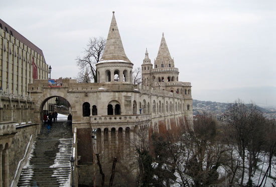 Boedapest_vissersbastion