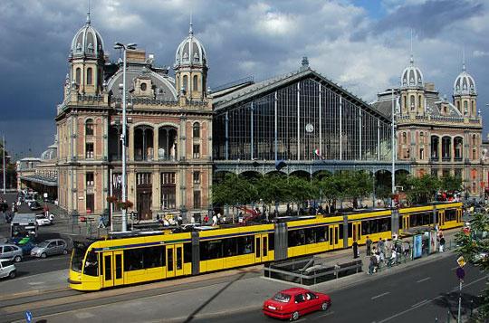 Boedapest_ov-tram