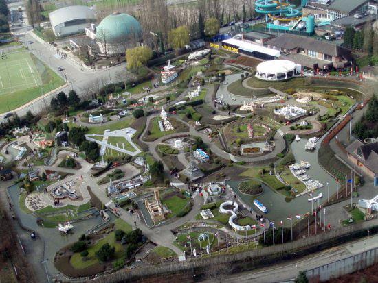 Brussel_Atomium-uitzicht