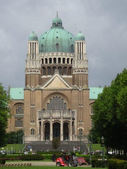 Brussel_Basiliek_Koekelberg-heilig hart