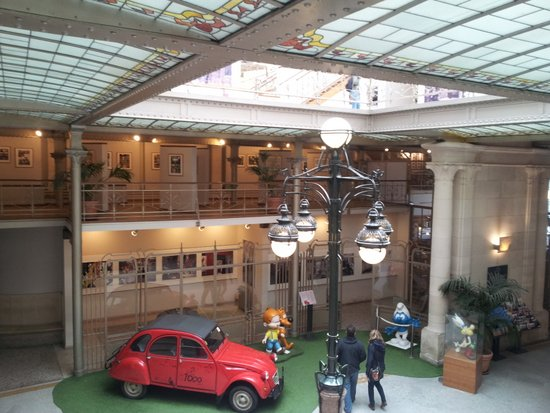 Brussel_Belgisch_Stripcentrum