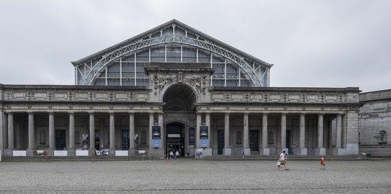 Brussel_Autoworld-museum