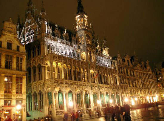 Brussel_Stadhuis-Grote-Markt