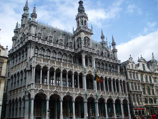 Brussel_Stadhuis-Grote_Markt