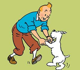 Afbeeldingsresultaat voor Bobbie Hergé