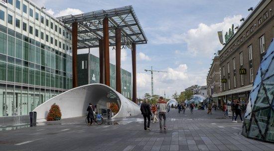 Eindhoven_Centrum_piazza