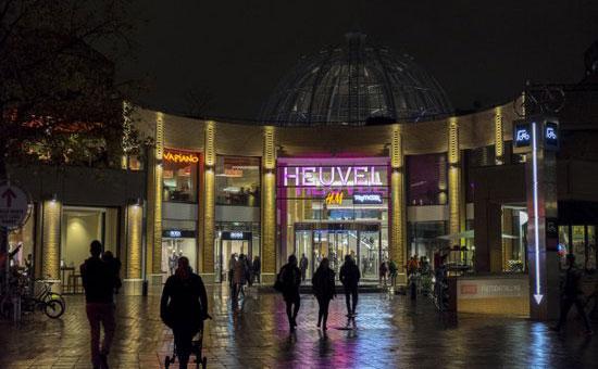 Eindhoven_Heuvel-winkelcentrum