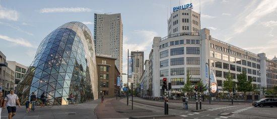 Eindhoven_Lichttoren-centrum
