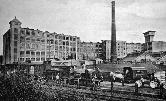Eindhoven_geschiedenis-philips