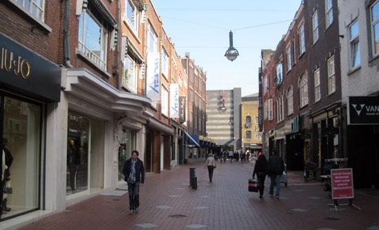 Eindhoven_winkelen-hooghuisstraat