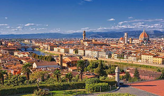 Florence_Piazzale-Michelangelo