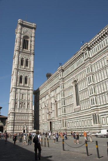 Florence_campanile-duomo