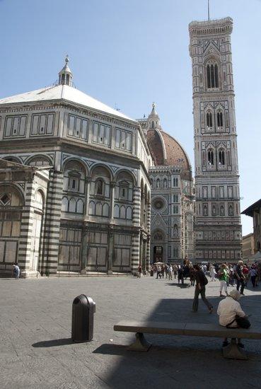 Florence_duomo-battistero-campanile