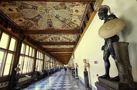 Florence_museum-Galleria-degli-Uffizi