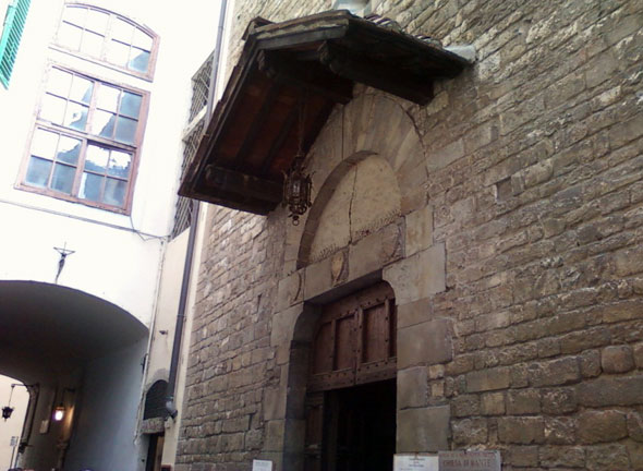 Florence_kerk-santa-margherita
