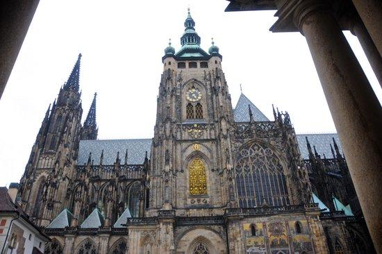 Praag-vitus-kathedraal