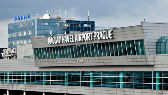 Praag_vliegveld
