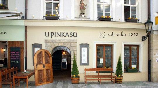 Praag_u-pinkasu-bier