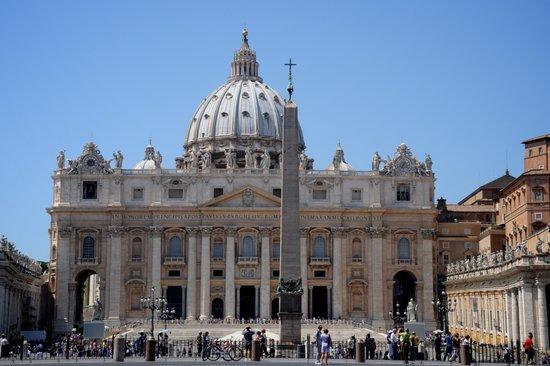 Rome_Sint_Pieter-basiliek