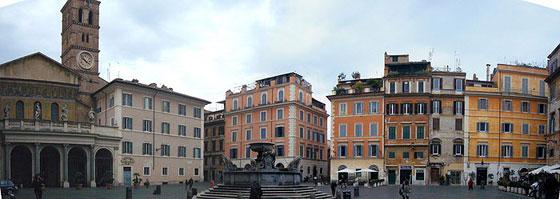 Rome_Trastevere-rome