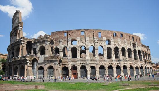 colosseum-rome- foto dennis faro