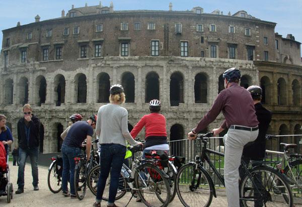 Rome_fietstour-Colosseum
