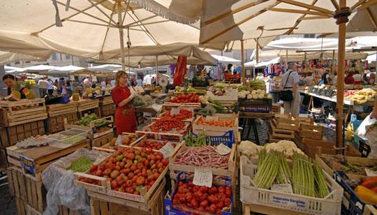 Rome_markt-campo_de_fiori