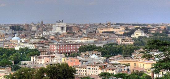 Rome_uitzicht-gianicolo-view